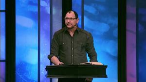 Pastor Mark Martin