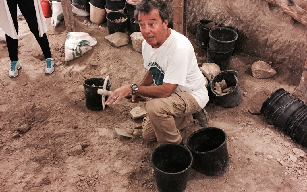 Archaeological Dig & Elah Valley